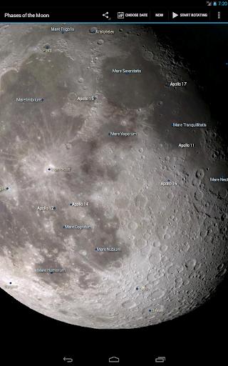 玩天氣App Phases of the Moon Pro免費 APP試玩
