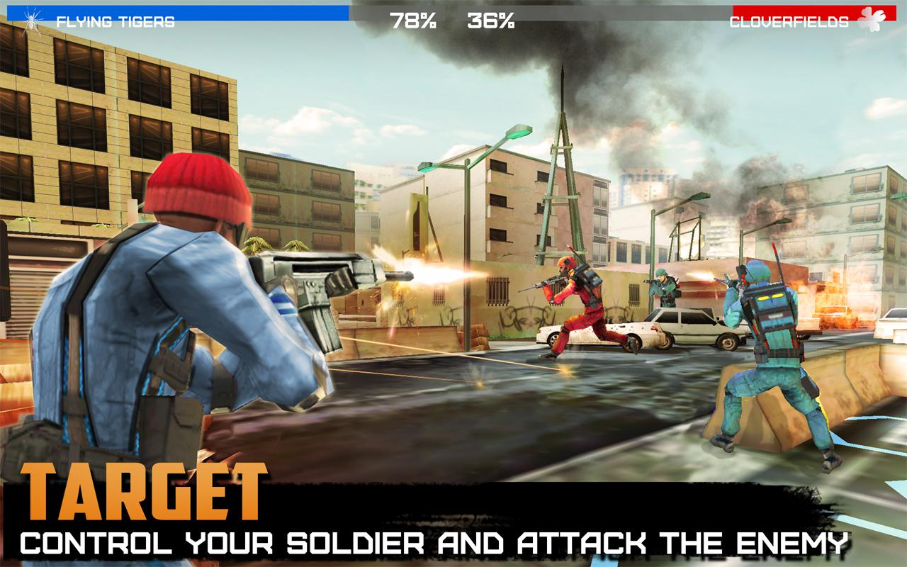 Rivals at War: Firefight- screenshot