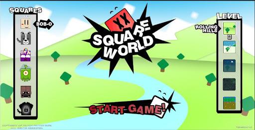 Square World PRO