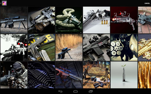 【免費工具App】Guns HD wallpaper-APP點子