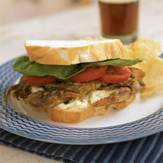 Soft-Shell Crab Sandwiches