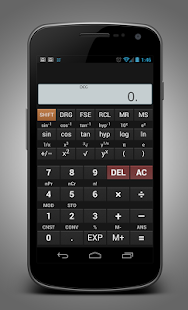 Scientific Calculator Screenshot 6