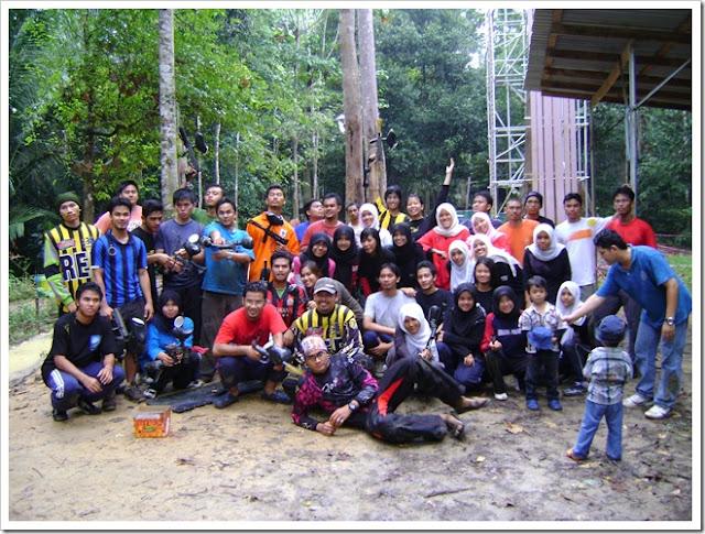 Hiking Club Gathering at Eco Dusun Resort