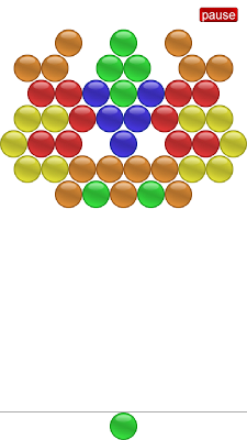 Bubble pocket - screenshot