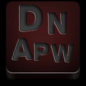Apw Theme Dark naps red