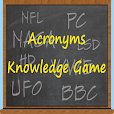 Acronyms - Knowledge Game