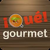 Recetas ¡Qué! Gourmet