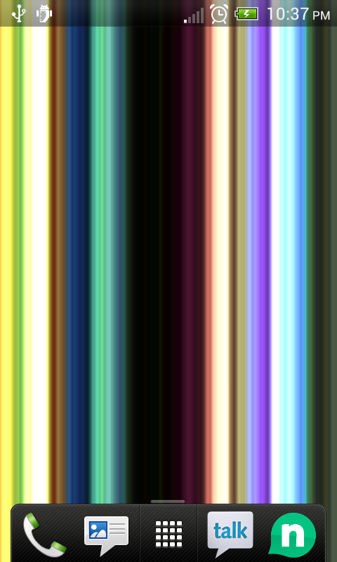 Abstract stripes FULL LWP - screenshot