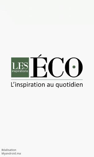 Les ÉCO Maroc
