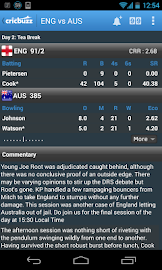 Cricbuzz Cricket Scores & News Screenshot 3