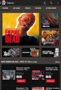 Marvel Comics - screenshot thumbnail