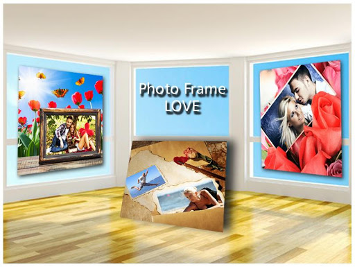 Photo Frame Love