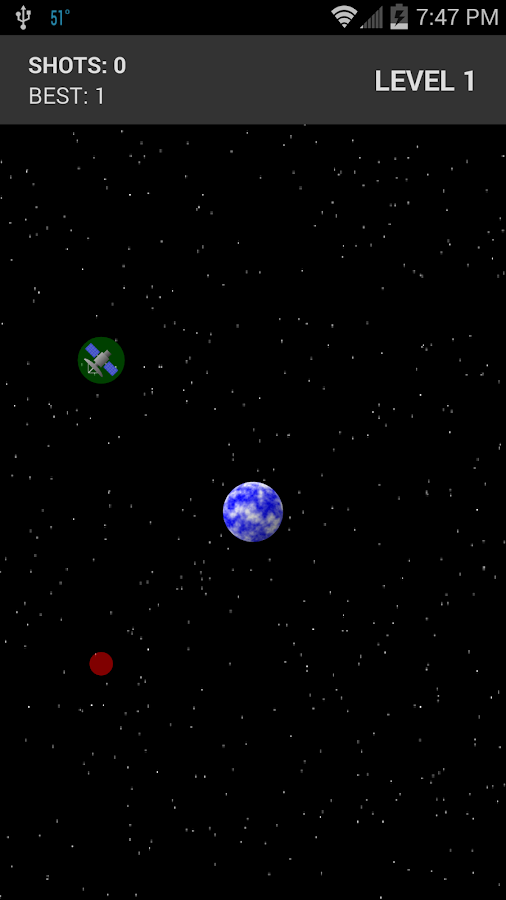 Gravitate - screenshot