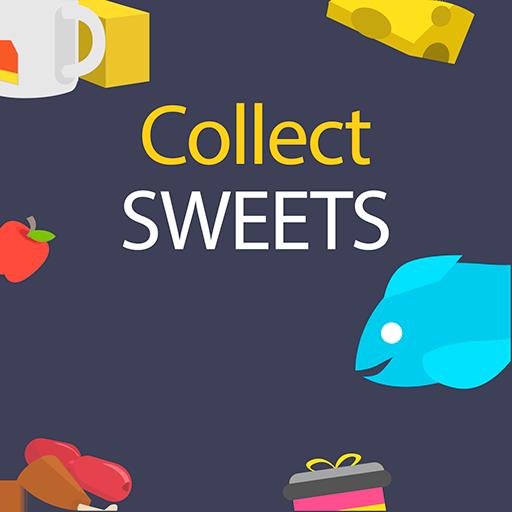 Swiped sweets: fruits and food LOGO-APP點子