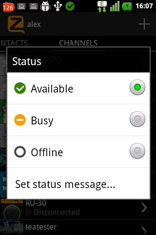Zello para Android
