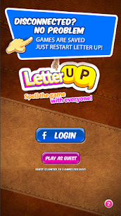 Letter UP: Live Word Game- screenshot thumbnail