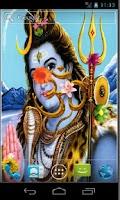 Screenshot of Shivji HD Live Wallpaper