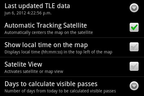 ISS?: captura de pantalla