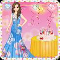 Betty Geburtstagsfeier icon