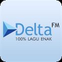Delta FM icon