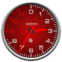 Color Tachometer Clock Set 2 logo