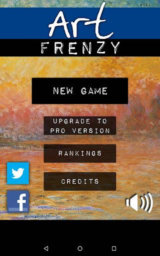 【免費休閒App】Art Frenzy - trivia game-APP點子