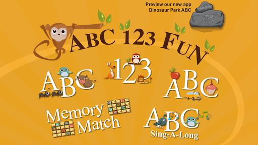 【免費教育App】ABC 123 Fun-APP點子