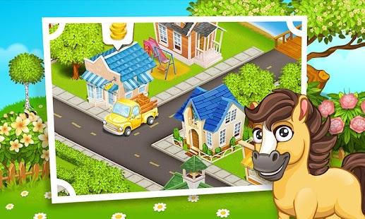 New Farm Town™:Day on Hay Farm- screenshot thumbnail