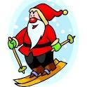 Santa's Ski Chase logo
