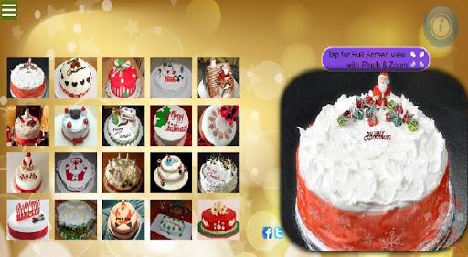101 Christmas Cake Ideas
