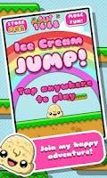 Screenshot of Ice Cream Jump