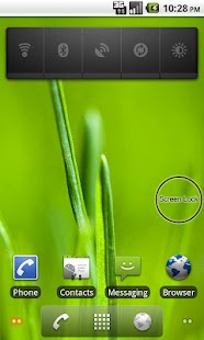 One Click - Screen Lock - screenshot thumbnail
