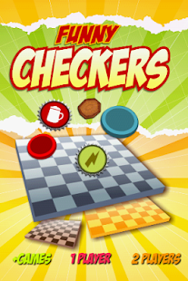 Funny Checkers HD