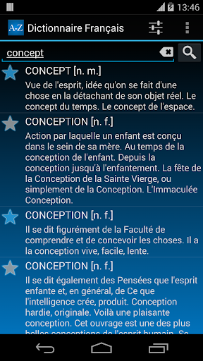Offline French Dictionary FREE