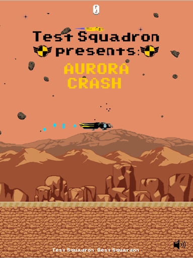【免費街機App】Aurora Crash by TEST Squadron-APP點子