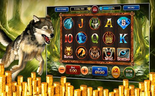 Slots Lucky Wolf Casino Pokies