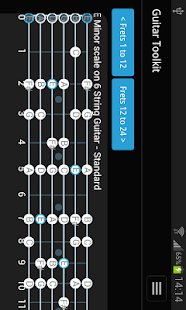 Guitar Toolkit- screenshot thumbnail