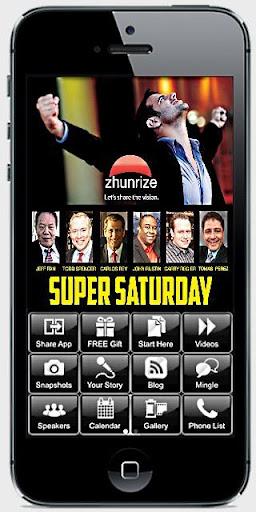 Zhunrize Business App