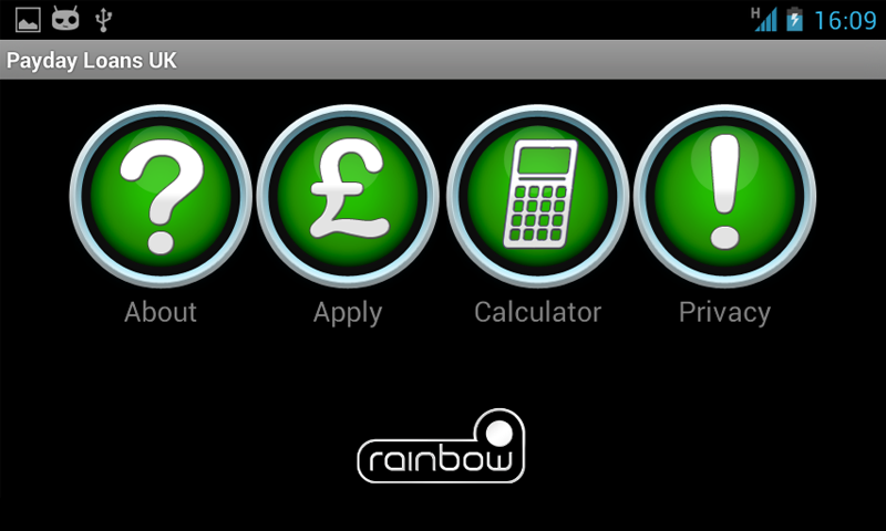 Online Loan Service