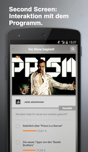 ZDF-App- screenshot thumbnail