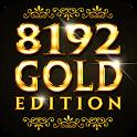 8192 Gold icon