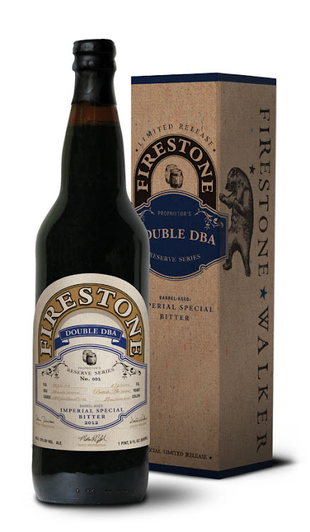 Logo of Firestone Walker Double DBA