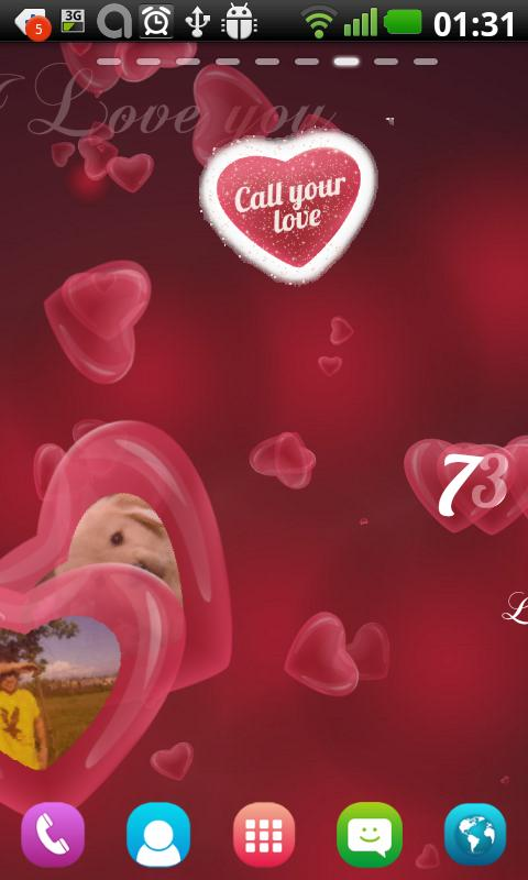 Loveframes - The Love WallpApp - screenshot