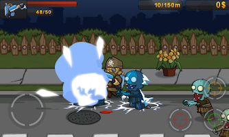 Screenshot of Zombie Dead