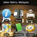 Johor Bahru Travel Guide icon