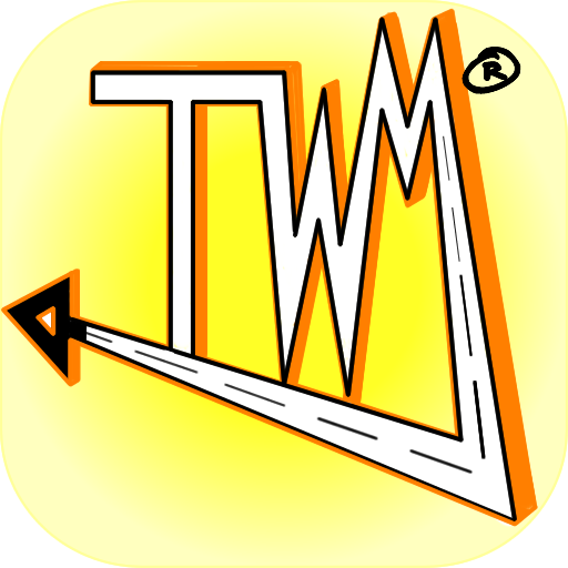 Taxi Madrid - TuTaxi TwM® LOGO-APP點子