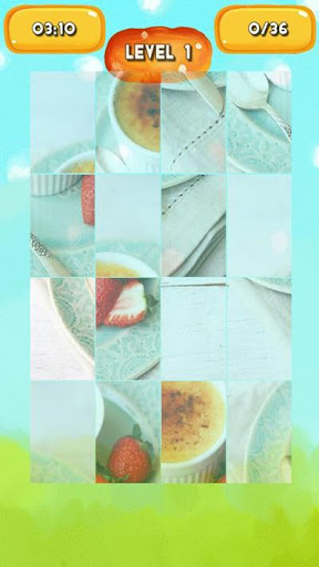 【免費休閒App】Creme Brulee Puzzle-APP點子