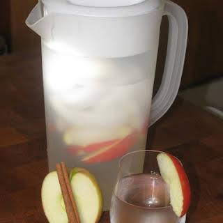 The Original Day Spa Apple Cinnamon Water.