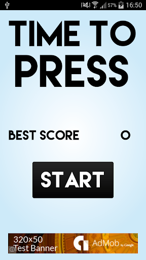 Time To Press
