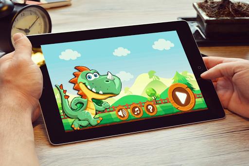 Super Dino Adventure World